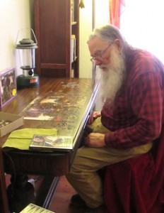 Jigsaws are a great activity for senior citizens